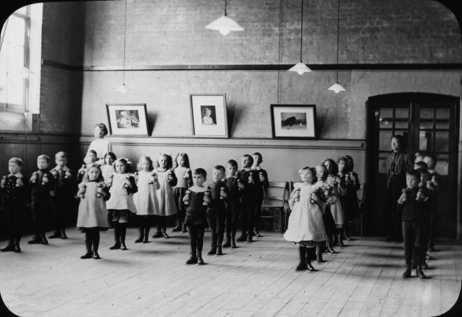 Pelham Street Infants Drill. | Royal Pavilion & Museums Brighton & Hove