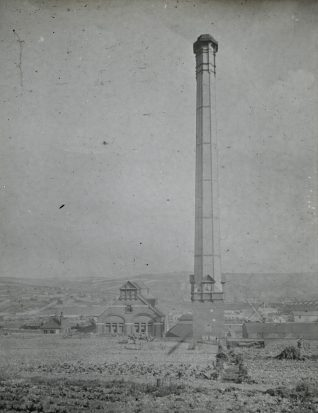 Dust Destructor Shaft at Hollingdean | Royal Pavilion and Museums Brighton & Hove