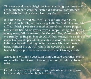 Synopsis of the book | ©Sue Robertson Dannells