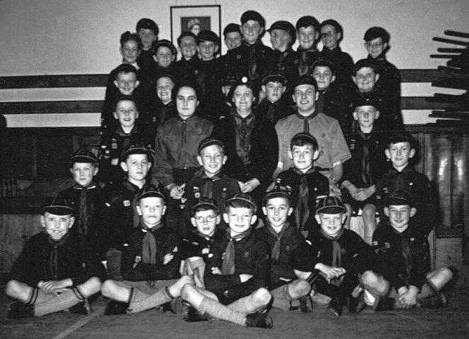 44th Brighton Wolf Cubs c1958/9
