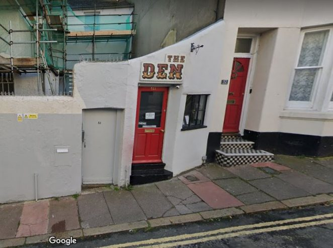 Church St, taken from Google, cant remember which door, left or right!