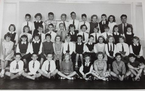 Downs School: class photo 1960/62