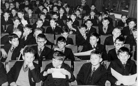 Mystery Photo - School event