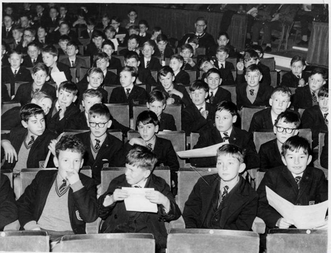 Brighton, Hove and Sussex Grammar School - event at the Dome 63/65