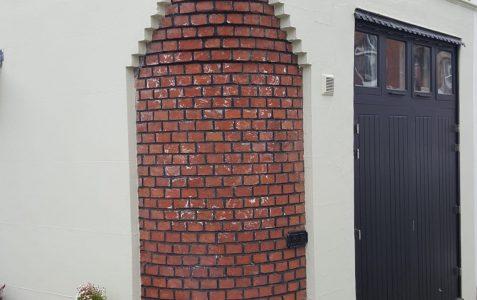 Architecture - Intricate Brickwork