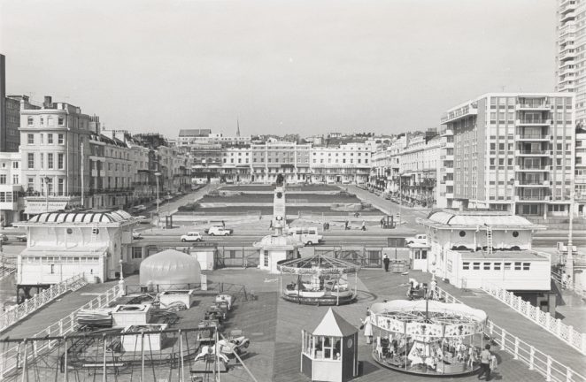 Seafront playground and Regency Square | Royal Pavilion and Museums