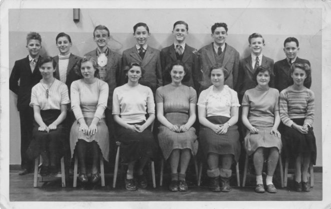 First Prefects at Stanmer | Kathleen Reed