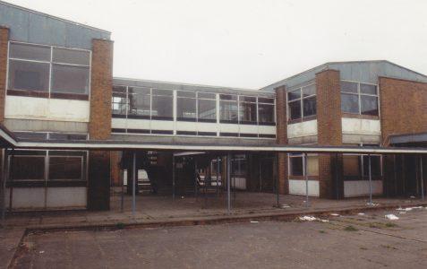 Remembering Patcham Fawcett School