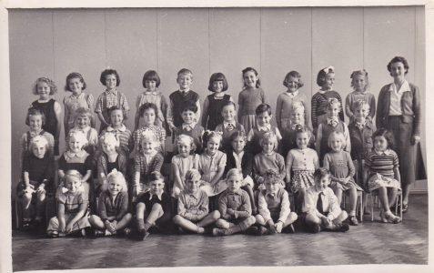 Lower Bevendean School c1953