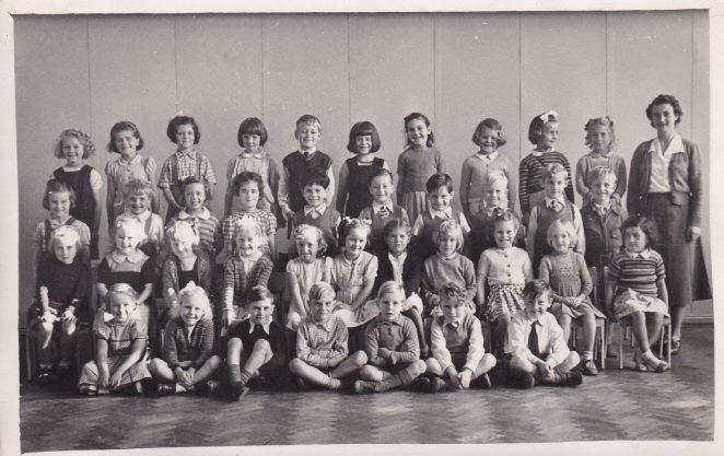 Lower-Bevendean-School-about-1953