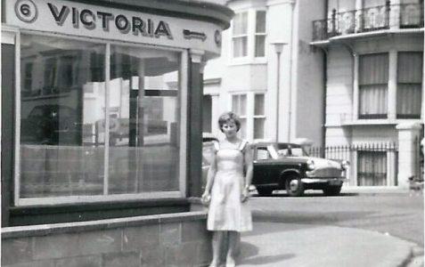 Memories of Phil's Cafe Victoria Road