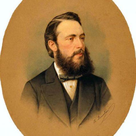 Albert Boucher 1841-1875