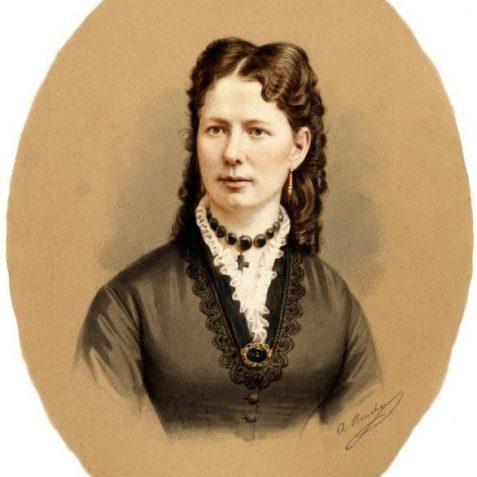 Elizabeth Boucher nee Dando   Brighton and Hove Museum