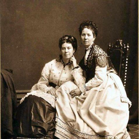 Elizabeth Boucher & Susan Marner   Brighton and Hove Museum
