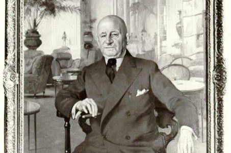 An Edwardian gentleman born in 1860