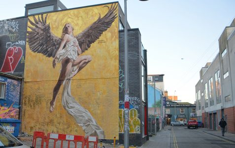 The Brighton Angel