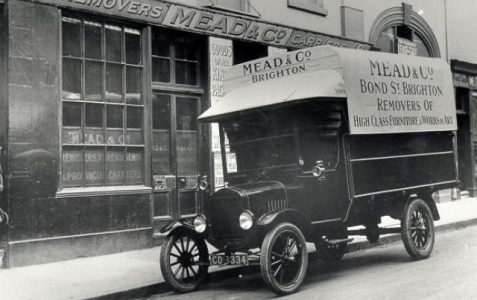 Mead & Co. Premier Brighton Removers