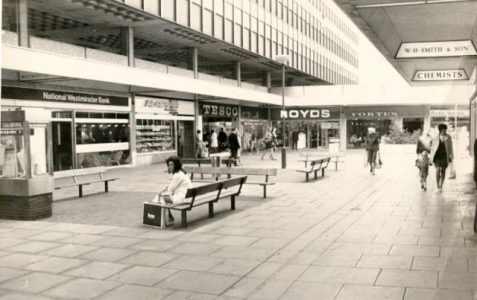 Churchill Square - but what date?