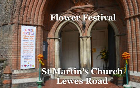 St Martin's Church Flower Festival