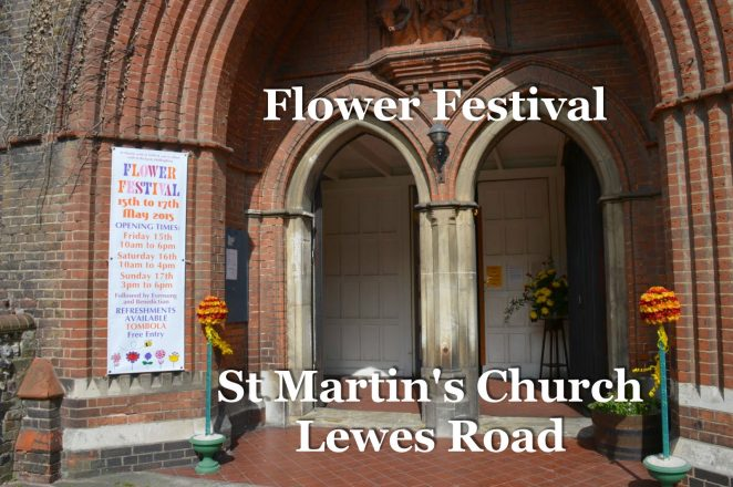 St Martin's Flower Festival © Tony Mould: images copyright protected