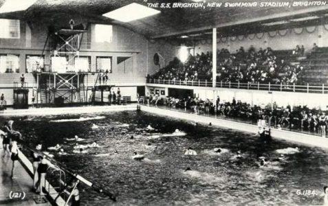 SS Brighton:opened 1934