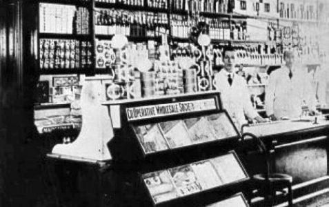 1930s Co-operative Store