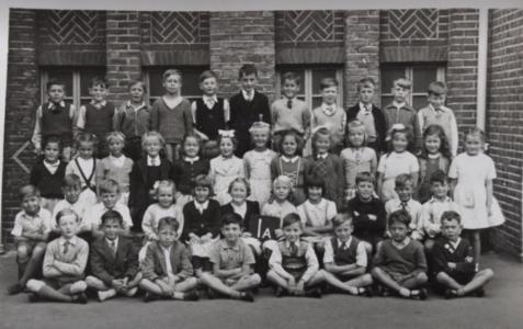 Class 1A 1952