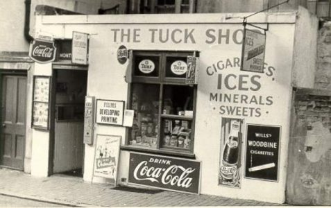 'The Tuck Shop'