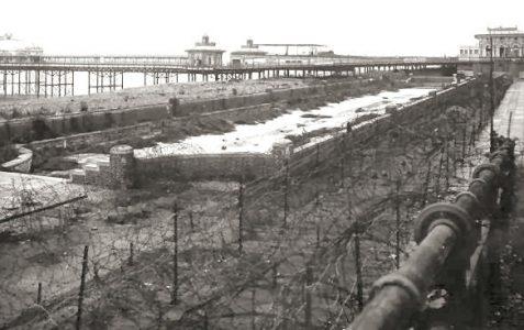 A kid in Brighton in the Blitz