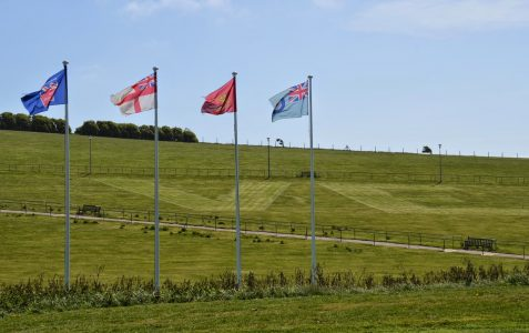 Ovingdean commemorates VE Day