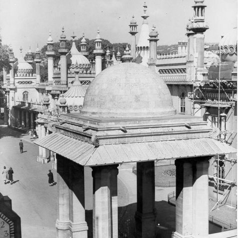 The Indian Gate in the late 1930s | From a private collection