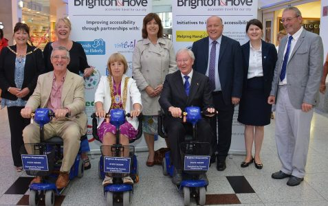 Brighton & Hove Buses Accessibility Day