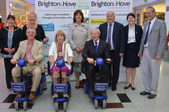 Brighton and Hove Buses Accessibility Day | ©Tony Mould: images copyright protected
