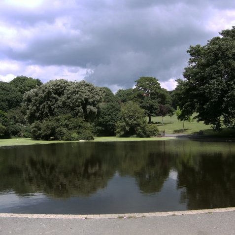 Queens Park-June 2008 | Photo by IKDR Fennell