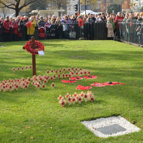 We will remember them | ©Photo by Tony Mould