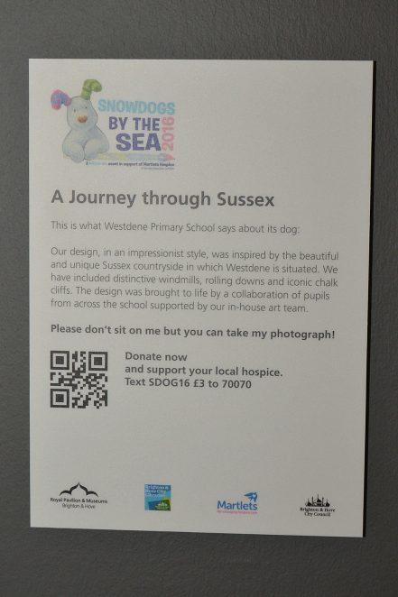 A journey through Sussex