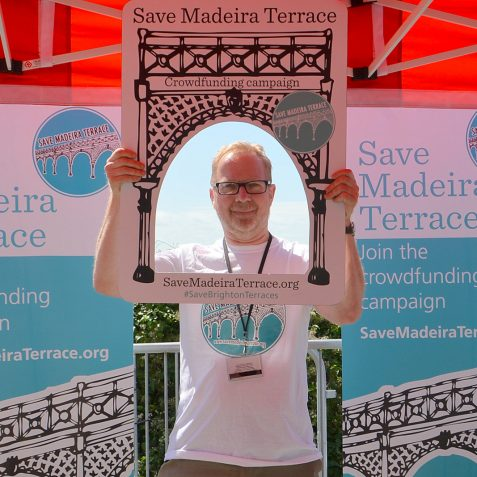 Save the Terraces Funday: ©Tony Mould