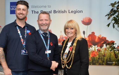 Special Royal British Legion event