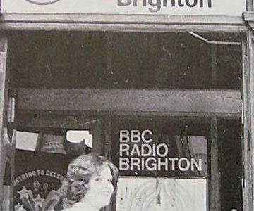 Brighton's first local radio station