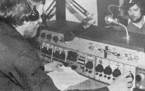 Maverick times at Radio Brighton