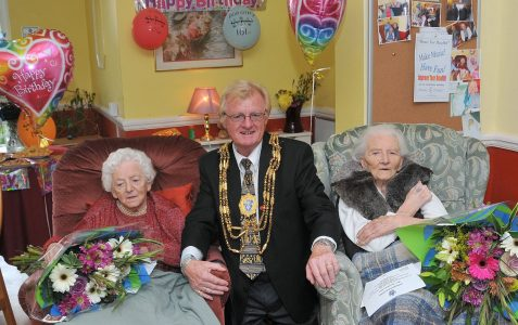 101st Birthday - twice!