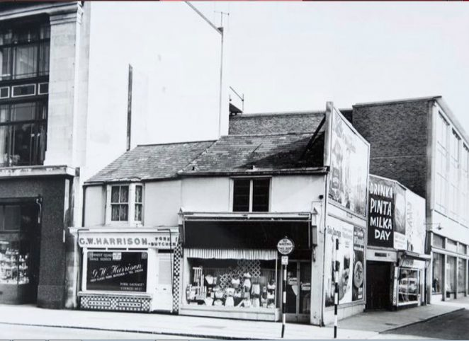 102 and 103 London Road   Image reproduced with kind permission of The Regency Society and The James Gray Collection