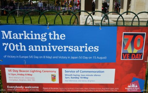 VE Day Commemorative Service