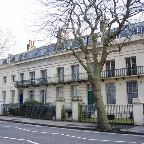 Richmond Terrace   Valley Gardens   My Brighton and Hove