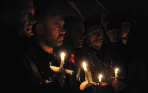 Candlelight Vigil for World AIDS day