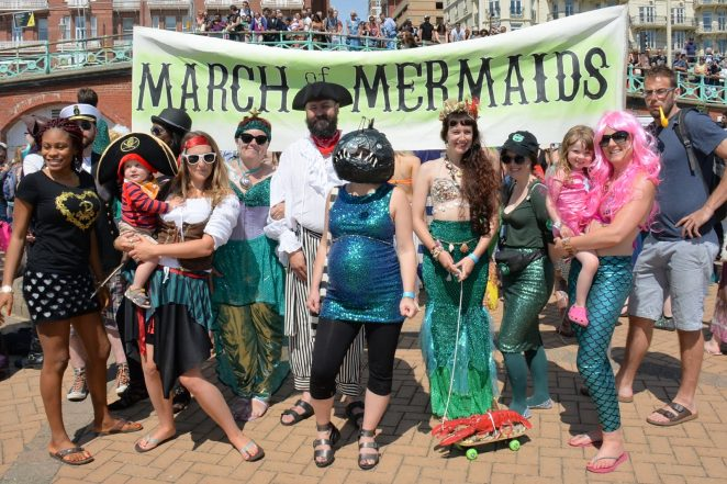 March of the Mermaids:©Tony Mould images copyright protected