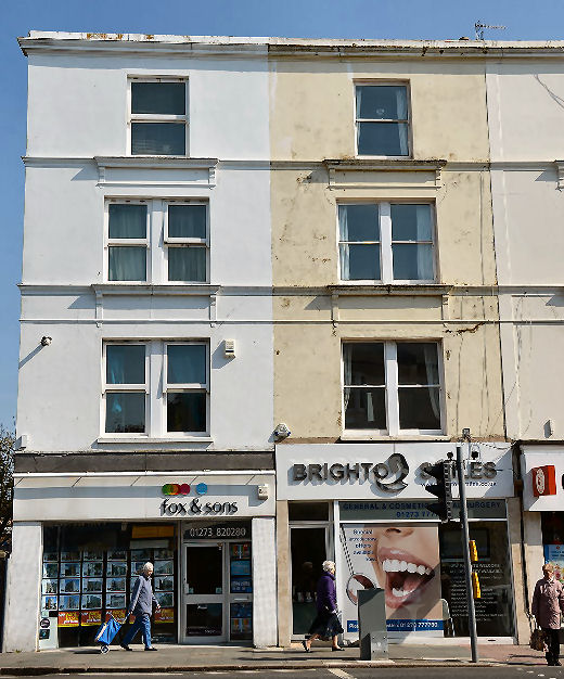 157 Church Road Hove photographed in 2013 | Photo by Tony Mould