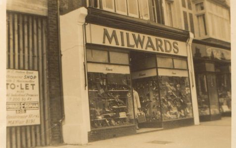 Milwards Shoe Shop
