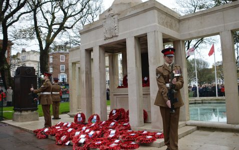 Remembrance ceremonies