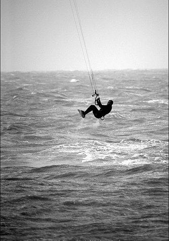 Kite Surfer 3 | Sean Clark / www.underwaterimage.co.uk